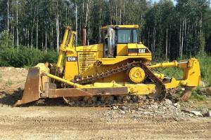 Бульдозер Caterpillar CAT D9N Город Уфа